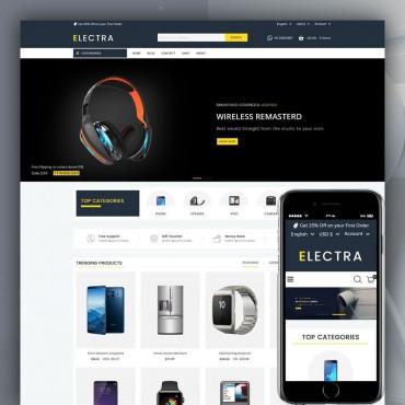Electra Prestashop responsive theme
