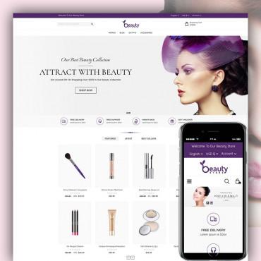 Beauty Prestashop responsive theme