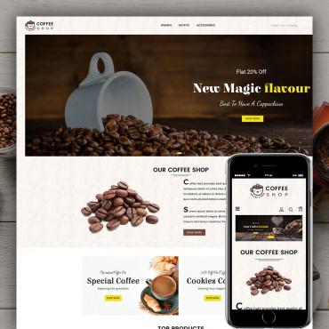 Coffee Prestashop responsive theme
