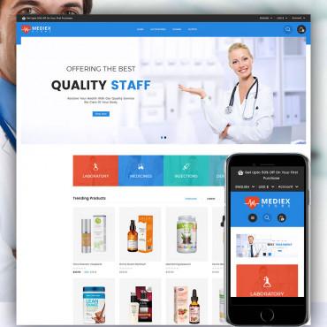 Mediex Prestashop responsive theme