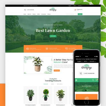 Green Freys Prestashop responsive theme