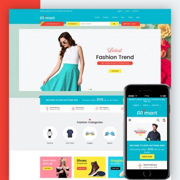 A-one Mart Fashion Prestashop responsive theme