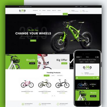 Good Bycycle Prestashop responsive theme