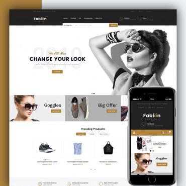 Fabion Fashion Prestashop responsive theme