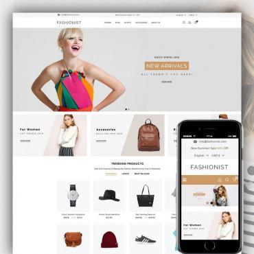 Fashionist Prestashop responsive theme