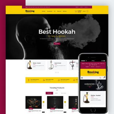 Hookah Prestashop responsive theme