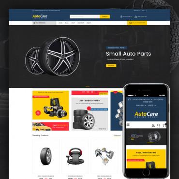 Auto Care Prestashop responsive theme