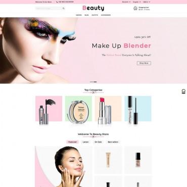 Beauty Cosmetic Prestashop responsive theme